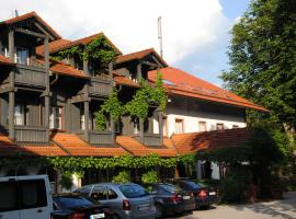 Hotel Photo: Hotel Restaurant Forstwirt