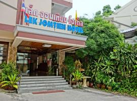 Lek Jomtien Hotel Pattaya South Tailândia