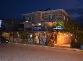 Erciyes Pension Uchisar Turkey