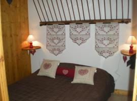 Hotel Photo: Appartement Les Chalets D'or