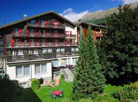 Hotel Alphubel Zermatt Switzerland