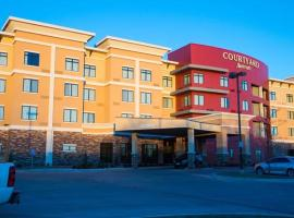 A picture of the hotel: Courtyard by Marriott Lubbock Downtown/University Area