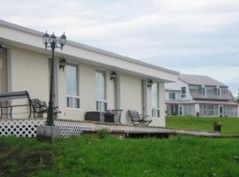 Hotel Photo: Motel de la Pointe Aux Bouleaux