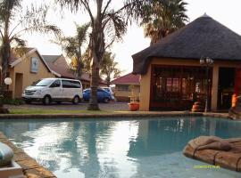 A picture of the hotel: Ekurhuleni Lodge