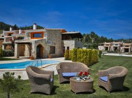 Nefeli Luxury Villas Nea Skioni Greece