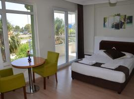 Hotel Simsek Finike Turkey