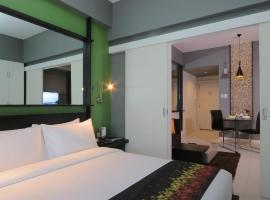KL Tower Serviced Residences Managed by HII Manila Philippines