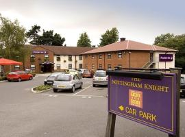 Hotel Photo: Premier Inn Nottingham South