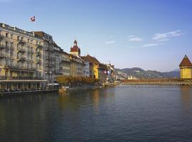 Hotel des Balances Luzern Switzerland