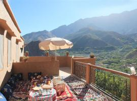 Imlil Authentic Toubkal Lodge Imlil Morocco