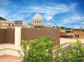 Hotel near Holy See (Vatican City State)