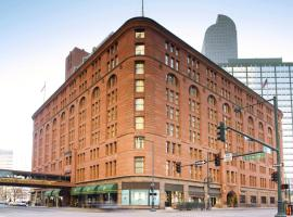 A picture of the hotel: The Brown Palace Hotel and Spa, Autograph Collection