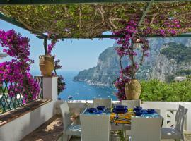 Hotel Photo: Villa Mariuccia Capri