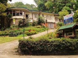 Mountain Lodge and Restaurant Baguio Philippines
