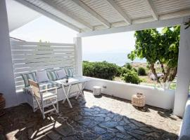 Artemis Seafront Apartments Petres יוון