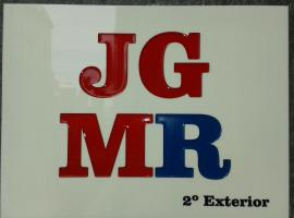 JGM Rooms Huertas Madrid Spain