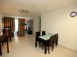 Hotel Photo: Merdeka Suites Hotel