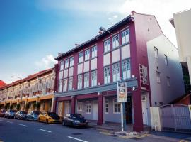 The Keong Saik Hotel,