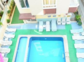 Hotel Photo: Kleopatra Beach Yildiz Hotel