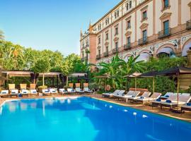 Hotel Alfonso XIII - A Luxury Collection Hotel Seville Spain