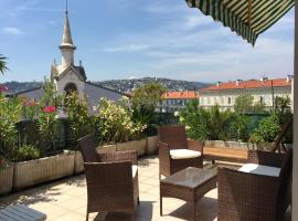 Hotel Photo: Studio Terrasse Victor Hugo