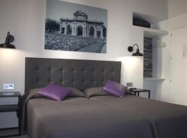Hostal Lauria Madrid Spain