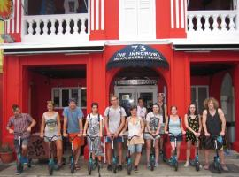Hotel Photo: The InnCrowd Backpackers' Hostel, Singapore