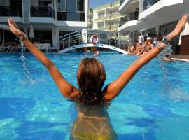 Oba Star Hotel - Ultra All Inclusive Alanya Turquia