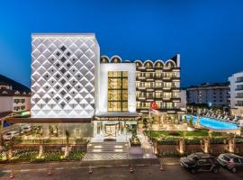 Elite World Marmaris Hotel - Adult Only +14 Içmeler Turkki