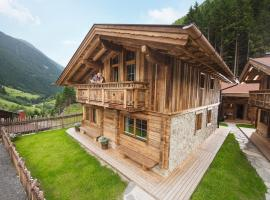 Hotel Photo: Gletscher-Chalet Stubai