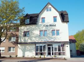 Hotel Photo: Cityhotel Ahlen Garni
