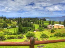 Islander Lodge Apartments Burnt Pine Norfolk Island