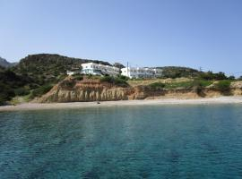 Hotel photo: Studios Fokia Beach