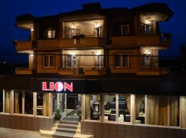 Hotel Photo: Garni Hotel Lion