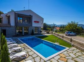 Family Hotel Friends Villa Enchets Bulgaria