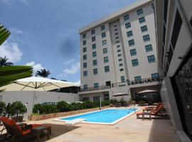 Star Land Hotel Douala Cameroon