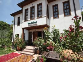 Hotel Photo: Konya Dervish Hotel