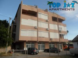 Top Jaz Apartments Budva Montenegro