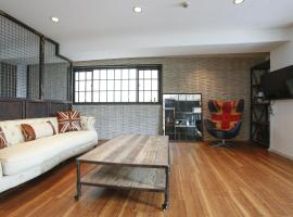 Hotel Photo: 1/3rd Residence Serviced Apartments Yoyogi