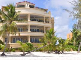White Sands Beach Condos Christchurch Barbados