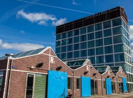 DoubleTree by Hilton Hotel Amsterdam - NDSM Wharf,