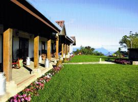 Hotel photo: Villa Blanca Cloud Forest Hotel & Nature Reserve