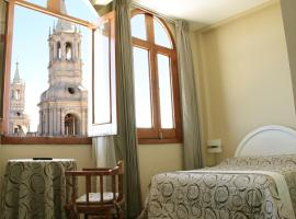 A picture of the hotel: Arequipa Suites Plaza