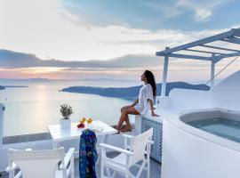 Unique Suites Imerovigli Greece