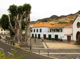 Casas do Largo Dos Milagres Machico 葡萄牙