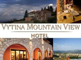 Hotel photo: Vytina Mountain View Hotel