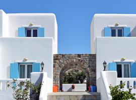 Pension Katerina Studios Tourlos Greece