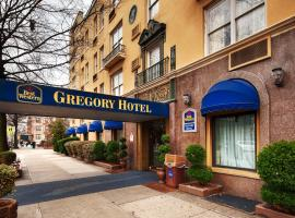 Best Western Gregory Hotel Brooklyn USA