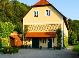 A picture of the hotel: Ferien am Schloss Wald
