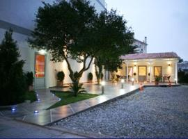 Omiros Luxury Hotel Loutra Edipsou Greece